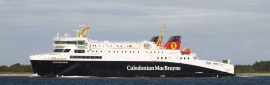 Documentation of MV Loch Seaforth