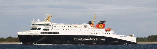 Dokumentation MV Loch Seaforth
