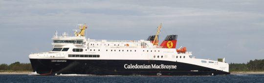 Documentation of MV Loch Seaforth