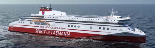 TT-Line Company Pty Ltd und FSG unterschreiben Vertrag für zwei LNGPassagierfähren